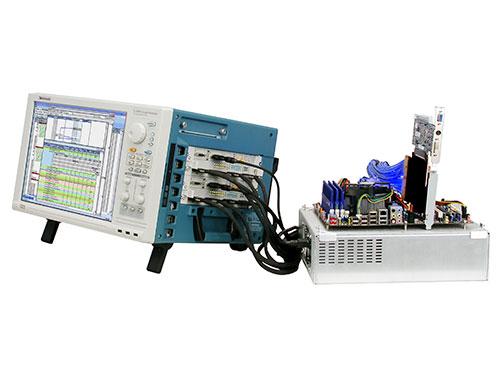 PCI Express Logic Protocol Analyzer