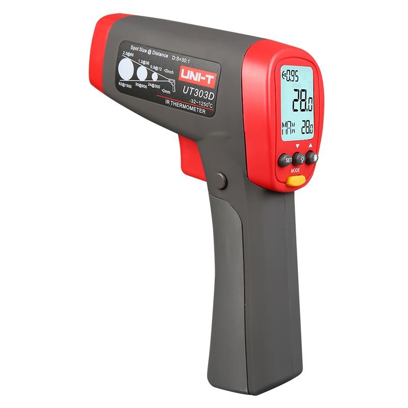 Инфрачервени термометри