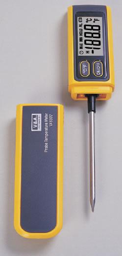 Контактен термометър