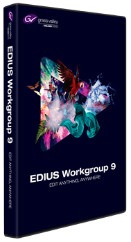 Edius Workgroup 9
